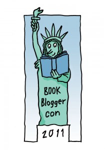 I'm going to the BBC – Book Blogger Convention!