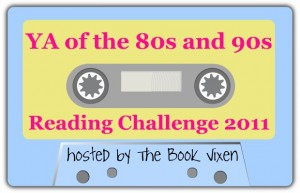 2011 80s & 90s Reading Challenge