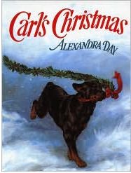 Christmas Day by Alexandra Day