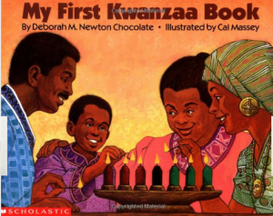 My First Kwanzaa Book By Deborah Newton Chocolate
