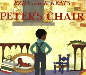 Black History Month – Peter's Chair