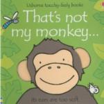 That's not my monkey…
