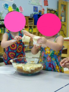 Preschool, the UK and Trifle