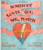 Somebody Loves You, Mr. Hatch: Valentines Day for the littles