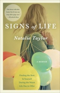 We all Grieve Differently inspired by Signs of Life by Natalie Taylor