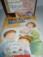 Happy Passover! A book for the littles