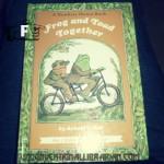 #AtoZChallenge: F- Frog and Toad