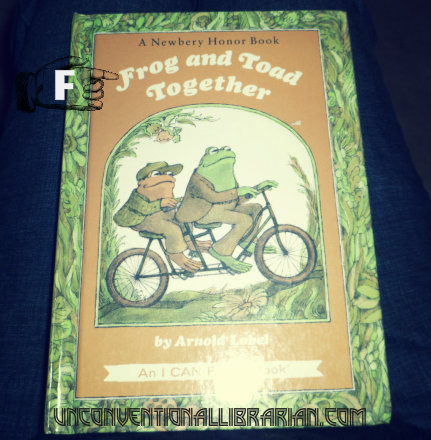 frog and toad unconventionallibrarian.com