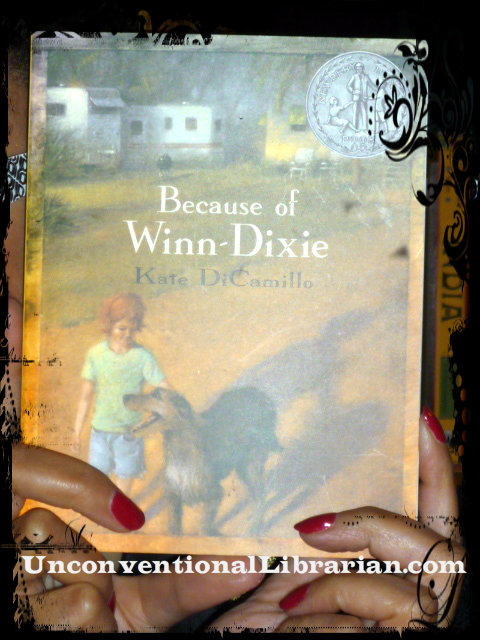 Unconventional Librarian Because of Winn Dixie