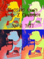 Welcome to the Blogging A to Z Challenge!