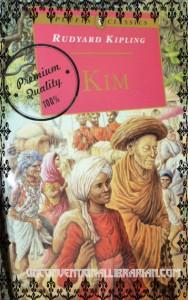 #AtoZChallenge: K – Kim by Rudyard Kipling