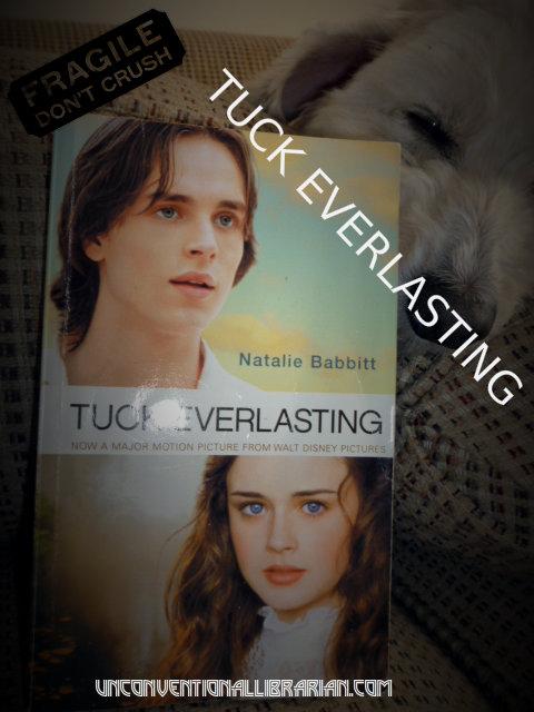 #AtoZChallenge: T-Tuck Everlasting