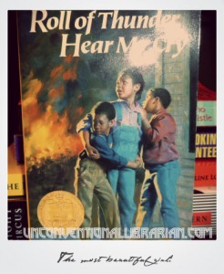 #AtoZChallenge: R-Roll of Thunder, Hear My Cry by Mildred Taylor