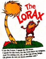 Dr. Seuss Activity – The Lorax UPDATE!
