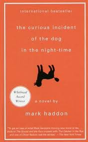 #BBW Banned Book Week – The Curious Incident of the Dog in the Night-Time