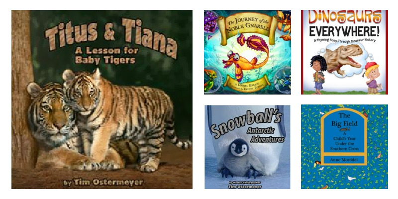 Books for Kids Christmas Giveaway