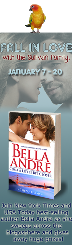 Books, Gifts, and  Cool Stuff for Grown Folks: Come a Little Closer by Bella Andre
