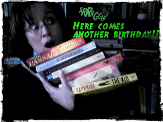 Unconventional Librarian Birthday