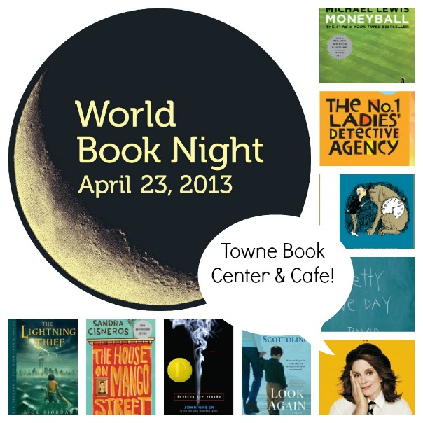 MEDworldbooknight Collage