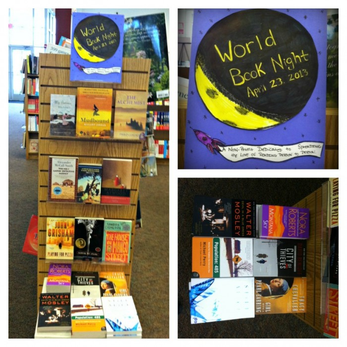 WorldBookNight Collage