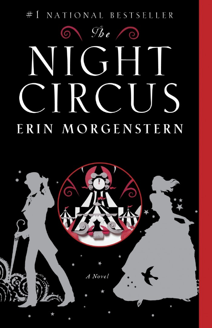 The Night Circus by Erin Morgenstern a Towne Book Center Book Club pick