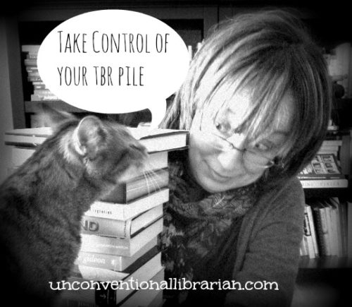 Take Control of your TBR Pile