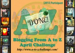 Unconventional Librarian A to Z Challenge