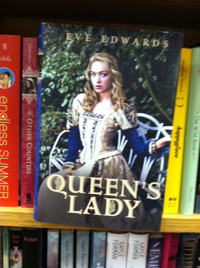 The Queen's Lady Unconvetional Librarian