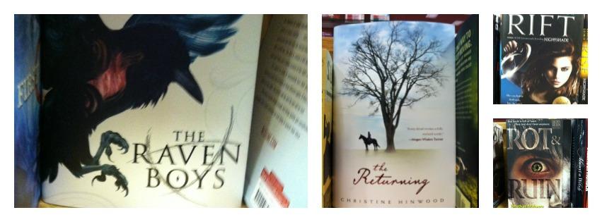 R booksCollage