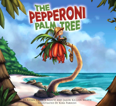Pepperoni palm tree