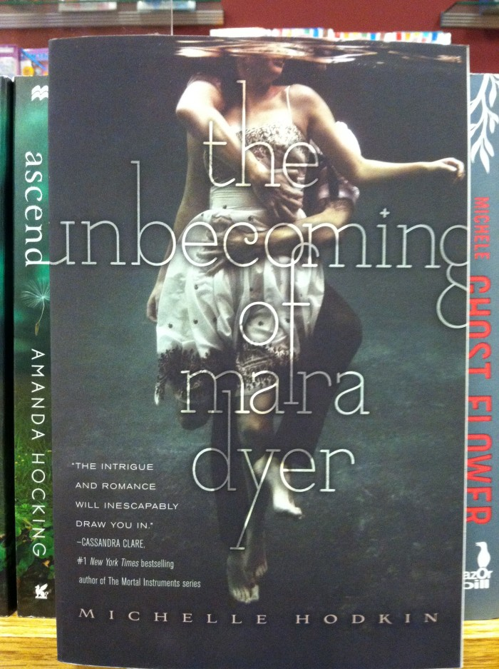 unbecoming of marla dyer