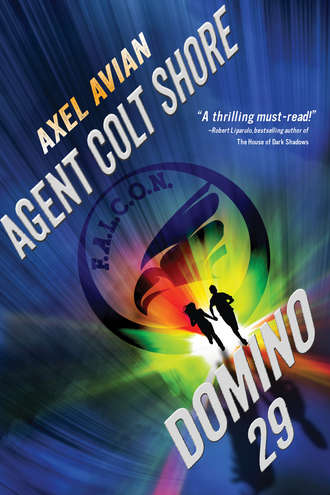 Agent Colt Shore: Domino 29 by Axel Avian