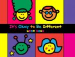 It's Okay to Be Different by Todd Parr Now an ITunes APP!!