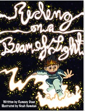 Riding on a Beam of Light Guest Post by Ramsey Dean #JKSSummerReads