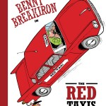 Benny Breakiron #1 The Red Taxis (Papercutz)
