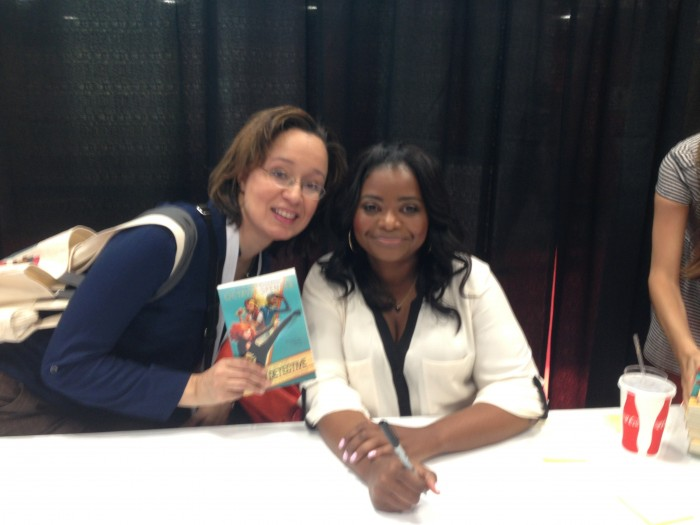 Octavia Spencer Unconvetional Librarian