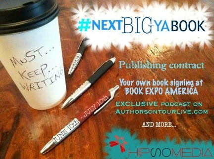 Did You Write The Next Big YA Book?