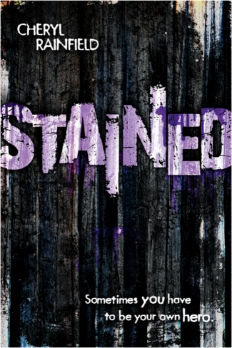 STAINED by Cheryl Rainfield NEW COVER REVEAL!