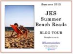 JKS Summer Beach Reads Virtual Tour Fun Reads for Kids #JKSSummerReads