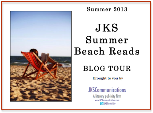 JKS Summer Beach Reads Virtual Tour Fun Reads for Kids #JKSSummerReads