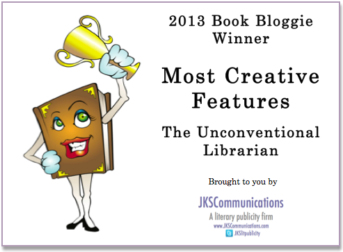 Thanks for Voting Me the Most Creative Features Award JKS Communications