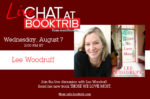 Watch Me Chat with My Bestie @LeeMWoodruff on #BTLiveChat Weds at 2pm
