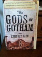 The Gods of Gotham Lyndsay Faye SPOTLIGHT