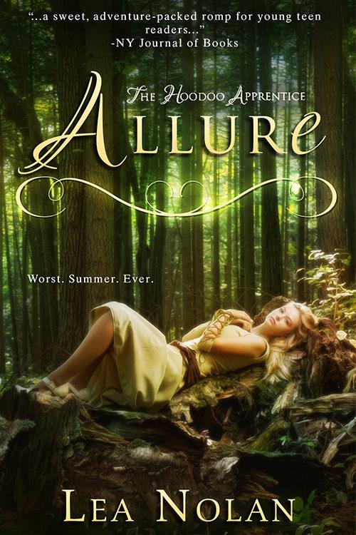 Book Review: Allure by @Lea_Nolan @HeatherRiccio