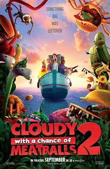 Cloudy with a Chance of Meatballs 2 Foodimobile Truck at Please Touch Museum