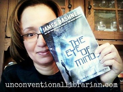 Hotlight Spotlight:The Eye of the Minds by James Dashner