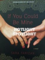 Hotlight Spotlight: If You Could Be Mine by Sara Farizan