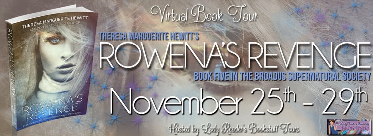 Rowena's Revenge www.unconventionallibrarian.com