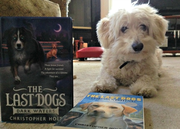 Why Christopher Holt wrote The Last Dogs Series for Me. An Interview!