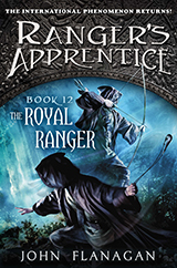 Towne Book Center & Cafe Tween Book Club Pick: Ranger's Apprentice and GIVEAWAY!